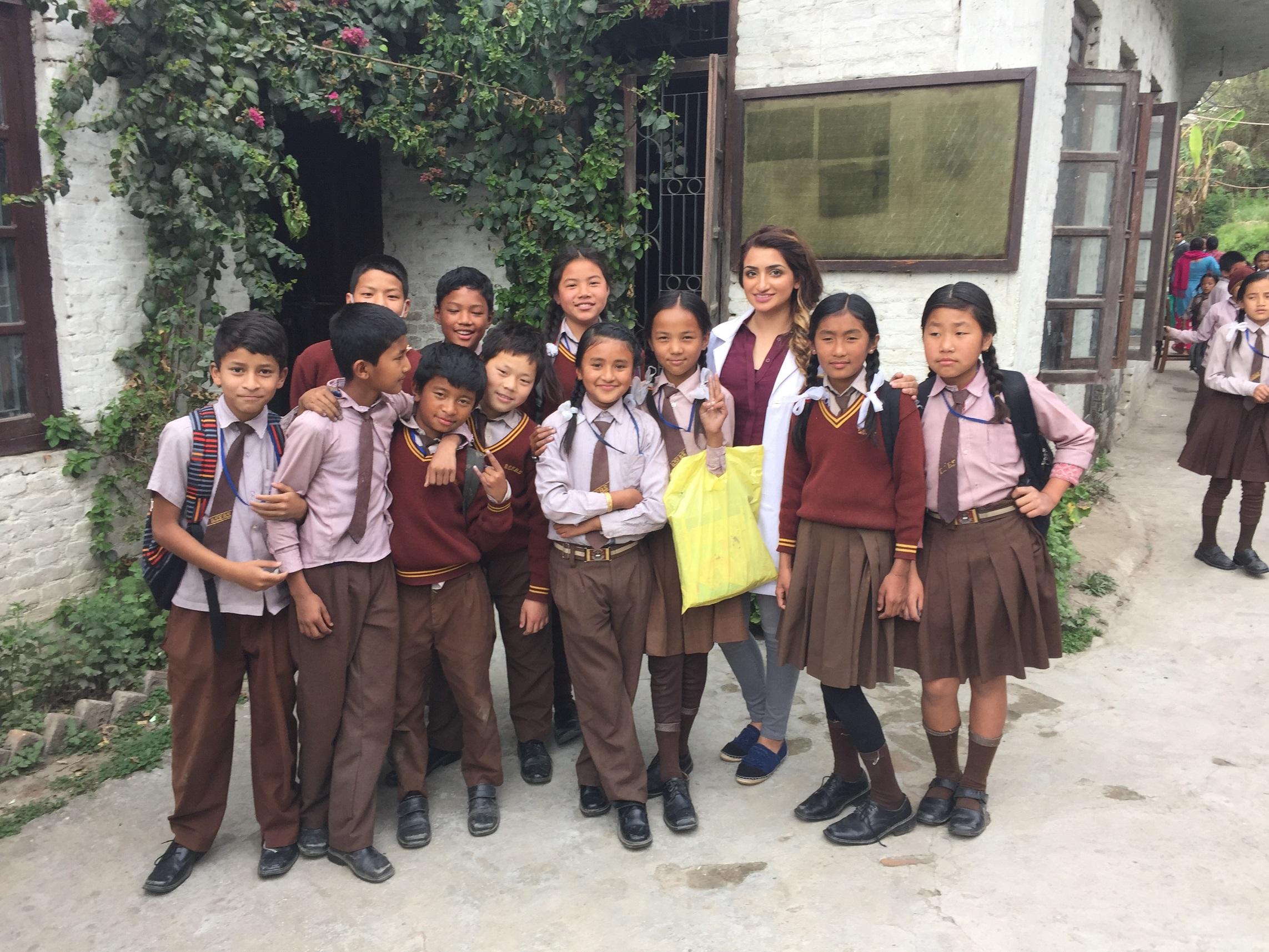 Volunteer to Teach Children in Kathmandu, Nepal | Ab